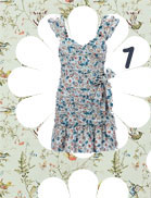 French Connection Daisy Chain Dress