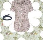 Kaya Floral Shirt