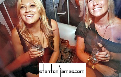 Stanton James
