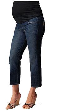 Paige Premium Denim Laurel Canyon Cropped Jeanss