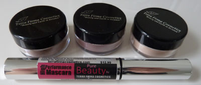 Beauty Product Review: Terra Firma Cosmetics