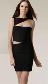 Herve Leger Banded Cutout Dress