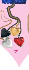 Alexis Bittar Lucite® Heart Pendant Necklace