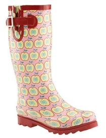 Chooka Signature Printed Rain Boot