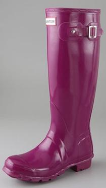 Hunter Original Gloss Rain Boots