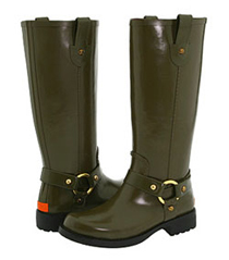 KORS Michael Kors Stormy Rubber Rain Boot