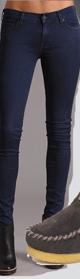7 For All Mankind Gummy Legging Jean
