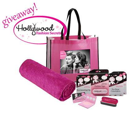 Giveaway: Hollywood Fashion Secrets: Summer Secrets Tote Bag