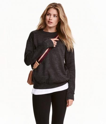 Affordable Fashion: H&M Sweatshirt