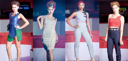 Rene Ropas Infiniti Ready-to-Wear Collection