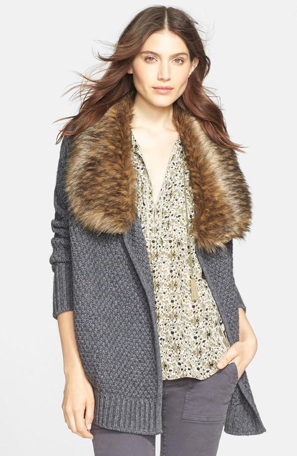 Joie Fur Sweater - Nordstrom Anniversary Sale 2015