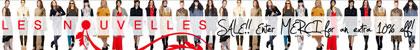 Les Nouvelles Black Friday Cyber Monday Sale