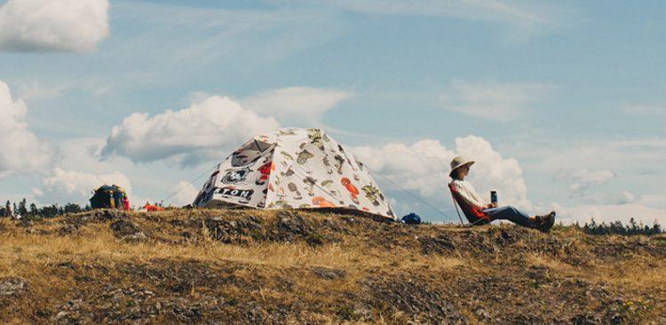 Nordstrom Camping Pop-In