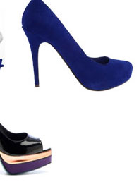 Michael Antonio Loveme Suede pump