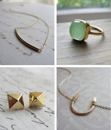 OliveYew Jewelry