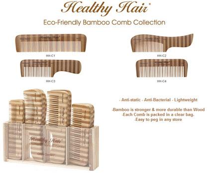 Olivia Garden Healthy Hair Combs