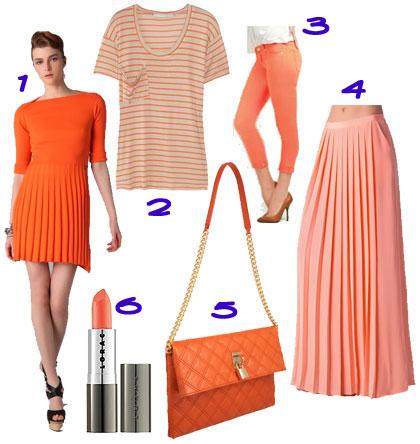 Brighten Dull Days with Orange