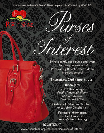 Purse Swap Fundraiser