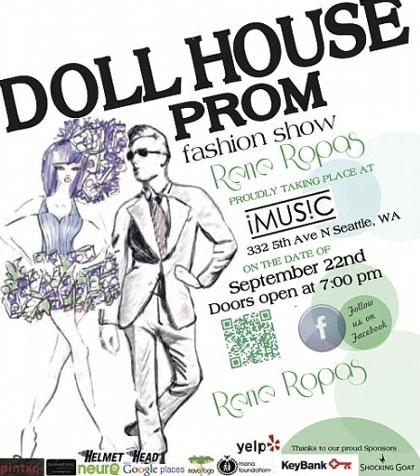 Rene Ropas Dollhouse Prom