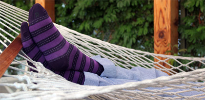 Richer Poorer Socks