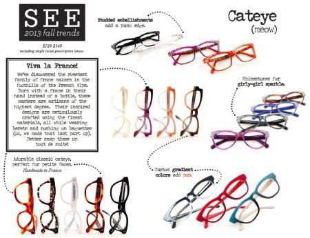 SEE Eyewear Trends