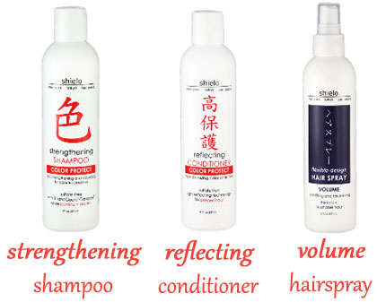Shielo Color Protecting Shampoo and Conditioner