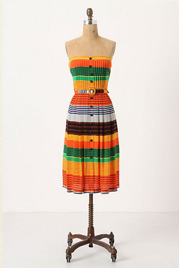 Plenty by Tracy Reese Striped Stripes Dress