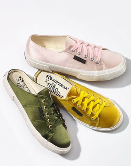 Superga Sneakers by Man Repeller