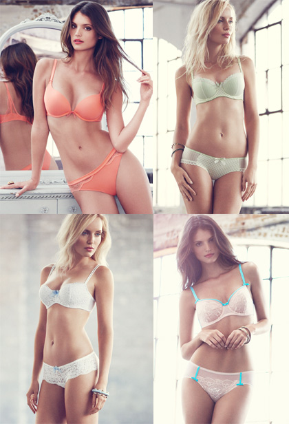 b.tempt'd lingerie