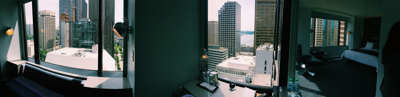 W Hotel Seattle Guestroom