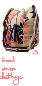 Wayuu Taya Bucket Bag