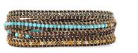 Chan Luu Semiprecious Stone 5-Wrap Bracelet